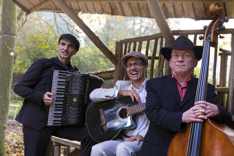 Pressefoto Le Trio For me-dable 2016